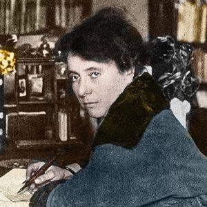 Margherita Sarfatti oli 20 vuoden ajan Benito Mussolinin rakastajatar, puheenkirjoittaja ja elämänkerturi.