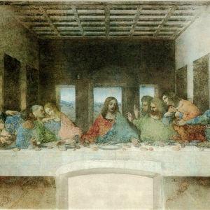 Nattvarden av da Vinci
