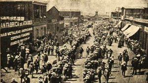 Staden Pampa Union 1925.