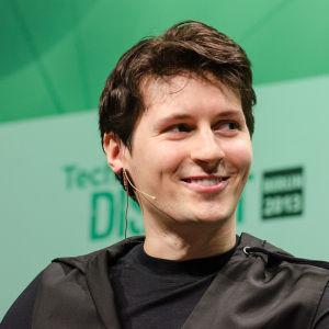 Telegrams och Vkontaktes grundare Pavel Durov