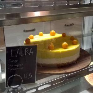 Vaasan Laura-kakku.