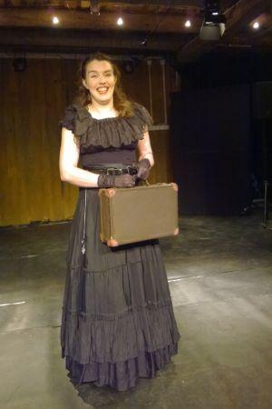 Camilla Hellberg som Ella.