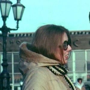 Nainen ja mies suomalais-neuvostoliittolaisessa yhteistyöfilmissä (1973).