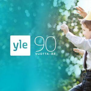 Yle täyttää 90 vuotta 9.9.2016.