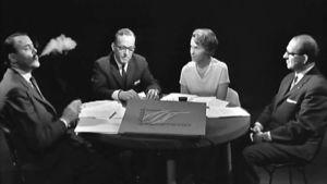 1962 diskuteras televisionens faror