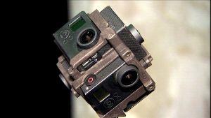 360 kamera lähikuvassa