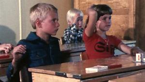 Svenskspråkiga elever i Uleåborg.