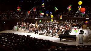 Helsingin kaupunginorkesterin vappumatinea