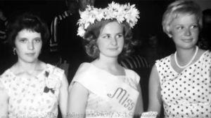 Miss Sommar, 1962