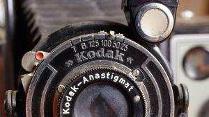 Kodaks kameratillverkning upphör