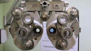 syngranskning med olika linser