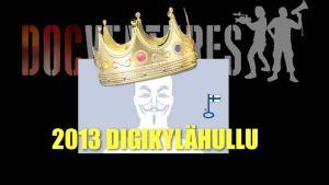 Vuoden Digikylähullu 2013