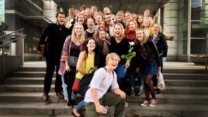 Tampereen sävelessä pärjättiin hyvin - nyt kesälomalle!