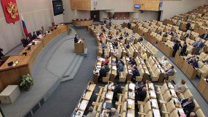 Ryska duman i maj 2012.