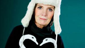 Elísabet Kristín Jökulsdóttir är kandidat till Nordiska rådets litteraturpris 2016.