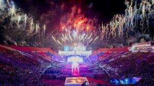 Special olympics 2015 avajaiset
