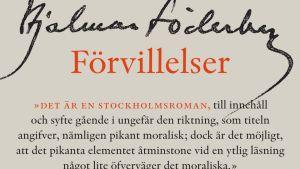 Pärmen till Hjalmar Söderbergs roman Förvillelser.