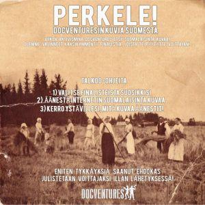 Docventuresin Perkele! kuvia suomesta