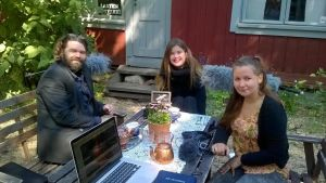 Radioteatteri liikkeellä - Turku: Satu Rasila: Neljä