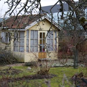 koloniträdgården i kuppis