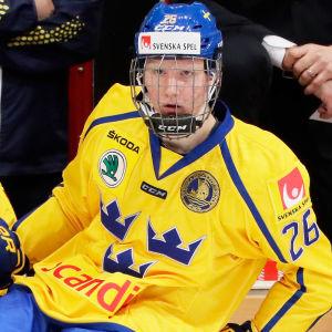 Rasmus Dahlin, Tre Kronor.