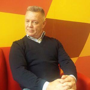Tuottaja Markku Kaires