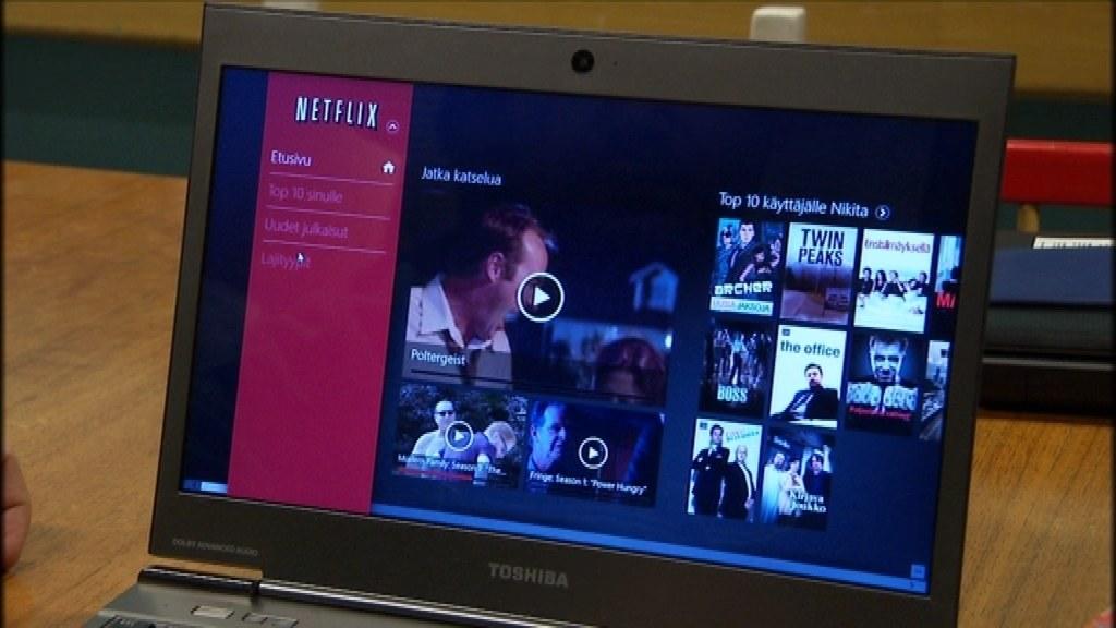 Netflix Ongelma