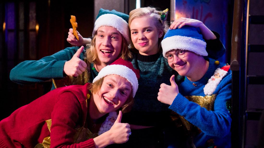 Kuvagalleria: UP-joulukalenteri 2016 | Kuvia | Uusi päivä | yle.fi