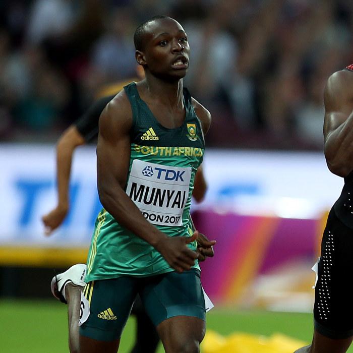 Bolt lamnade tillbaka os guld tufft