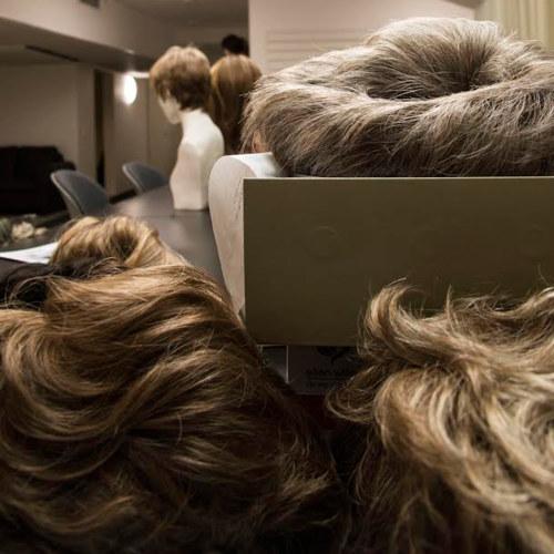 tappar man håret av all cancerbehandling