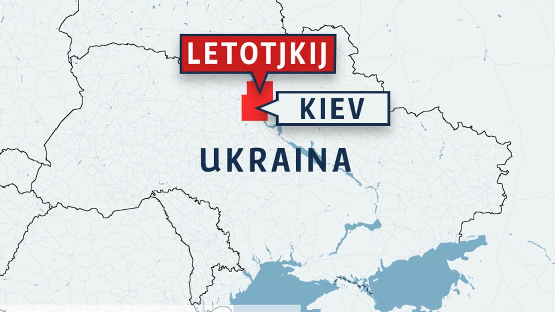karta över ukraina på svenska 17 döda då äldreboende brann i Ukraina   Utrikes   svenska.yle.fi karta över ukraina på svenska