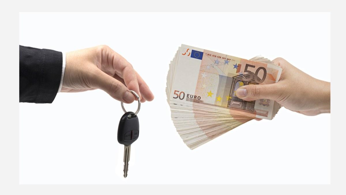 Yksityisen autokaupan peruminen