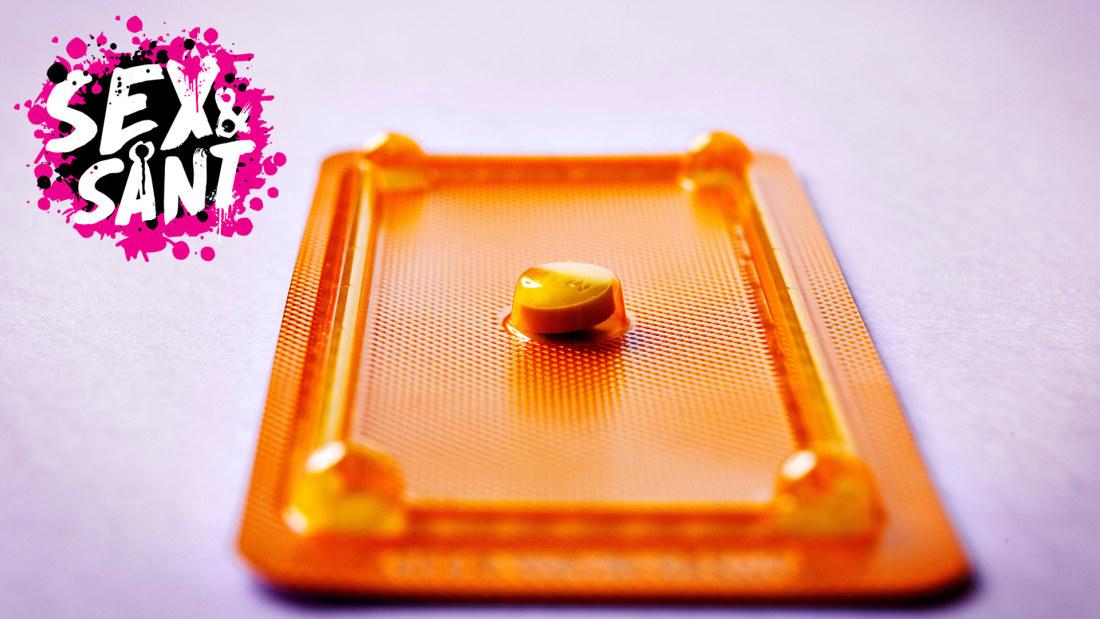 sex efter dagen efter piller