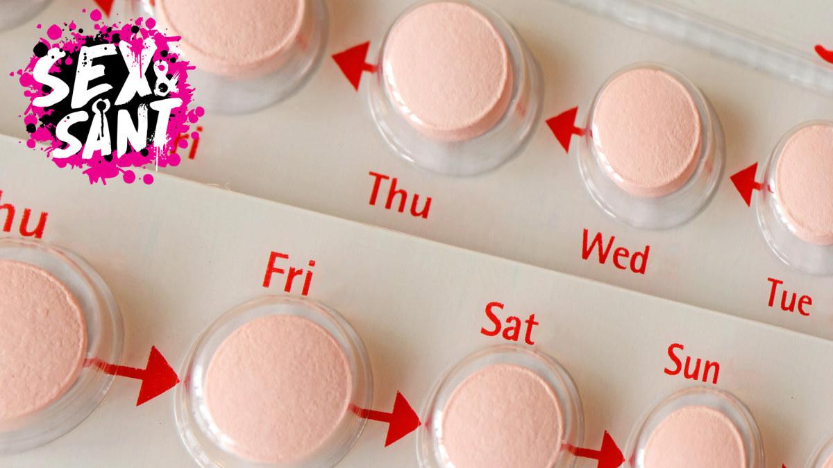 sluta med p-piller