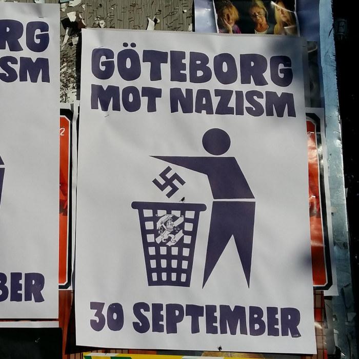 Nazister misstanks ha planerat attentat