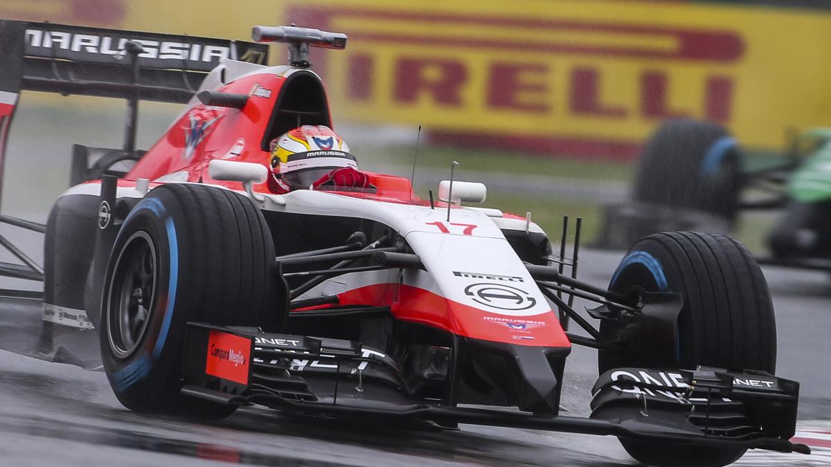 Marussia 195 165 Teruppst 195 165 R 226 Nu Tio Team I F1 Sport