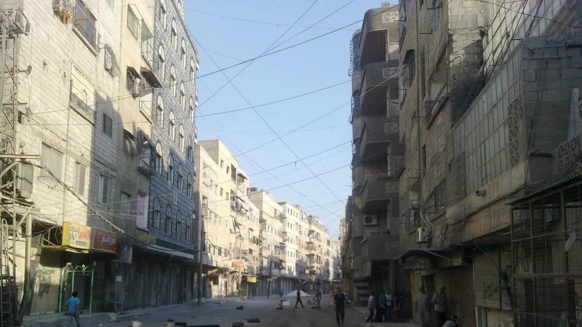 syriens huvudstad