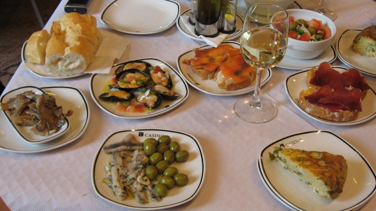 Espanjalainen Ruokakulttuuri