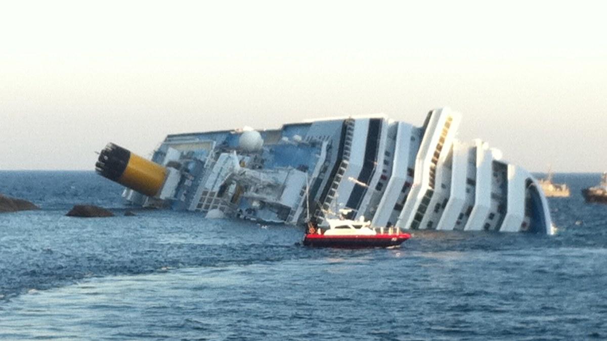 Costa Concordia-kapten föreslår överenskommelse ...