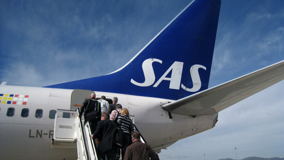 Sverige och Norge säljer SAS-aktier | Utrikes | svenska.yle.fi