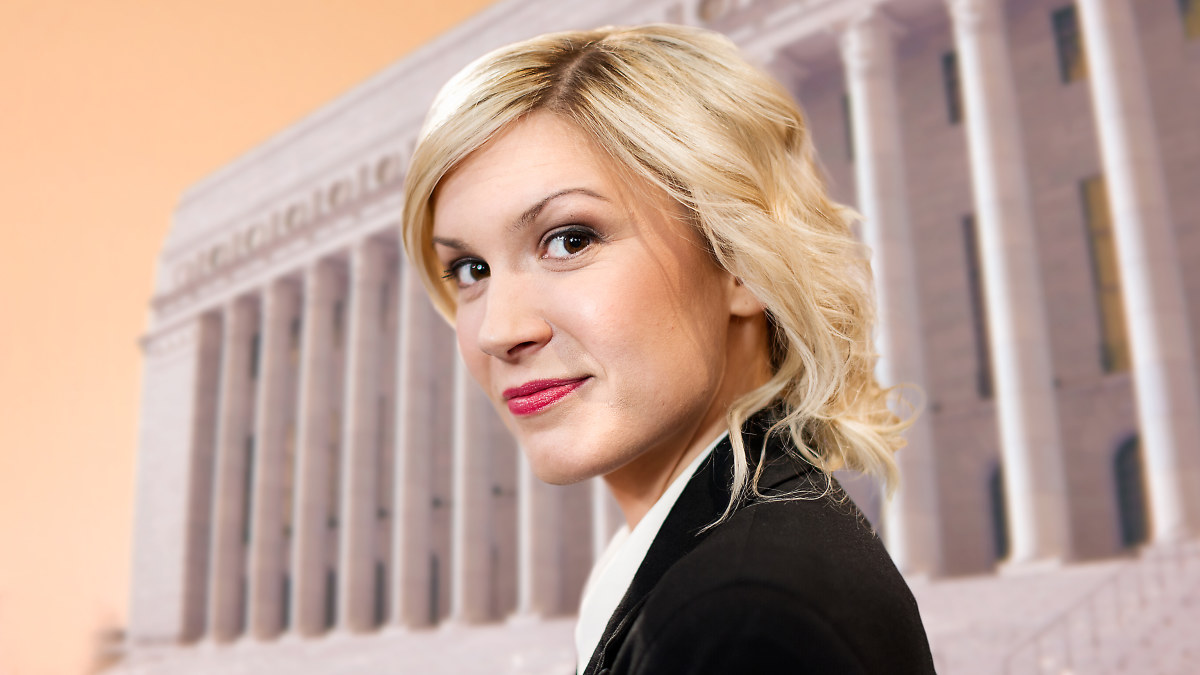Annika Damström Ikä