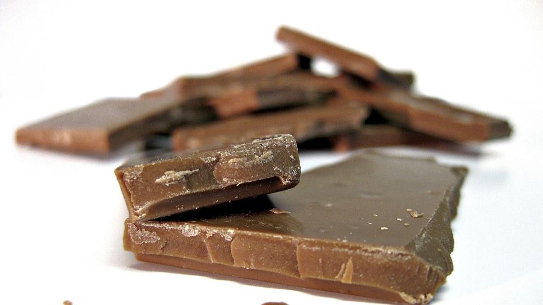 finnar av choklad