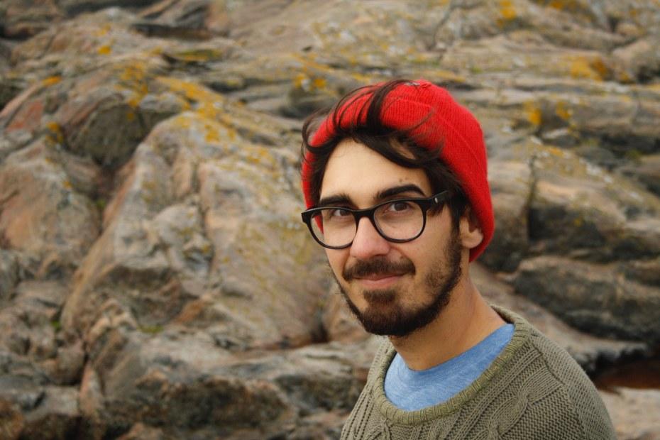 """Adrian Perera: """"Jag skriver inte om mig, jag skriver om er"""""""