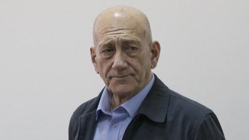 Ehud olmert atalad for mutbrott