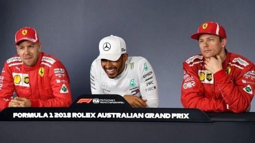 Hamilton vill inte tala om titeln 3