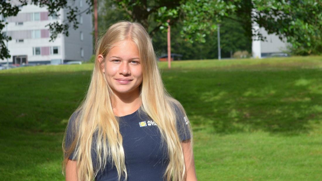 Esbo IF:s Saga Andersson lever på hoppet   Huvudstadsregionen   svenska.yle.fi