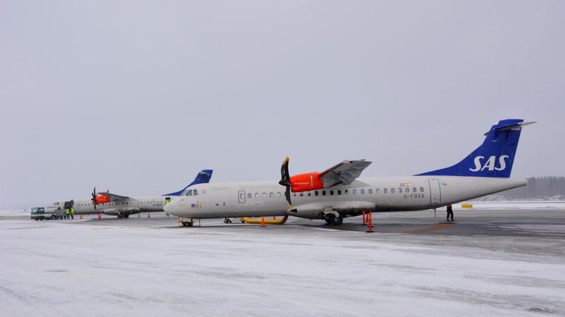 SAS fortsätter utöka på sträckan mellan Vasa och Stockholm | Österbotten | svenska.yle.fi