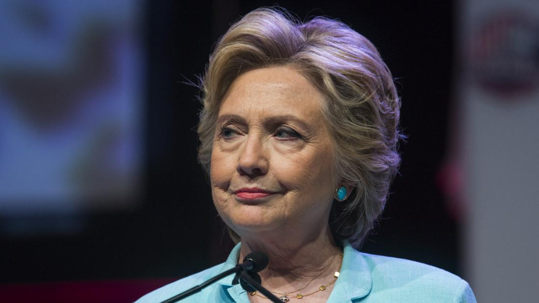 Hillary clintons mejl inneholl hemliga uppgifter