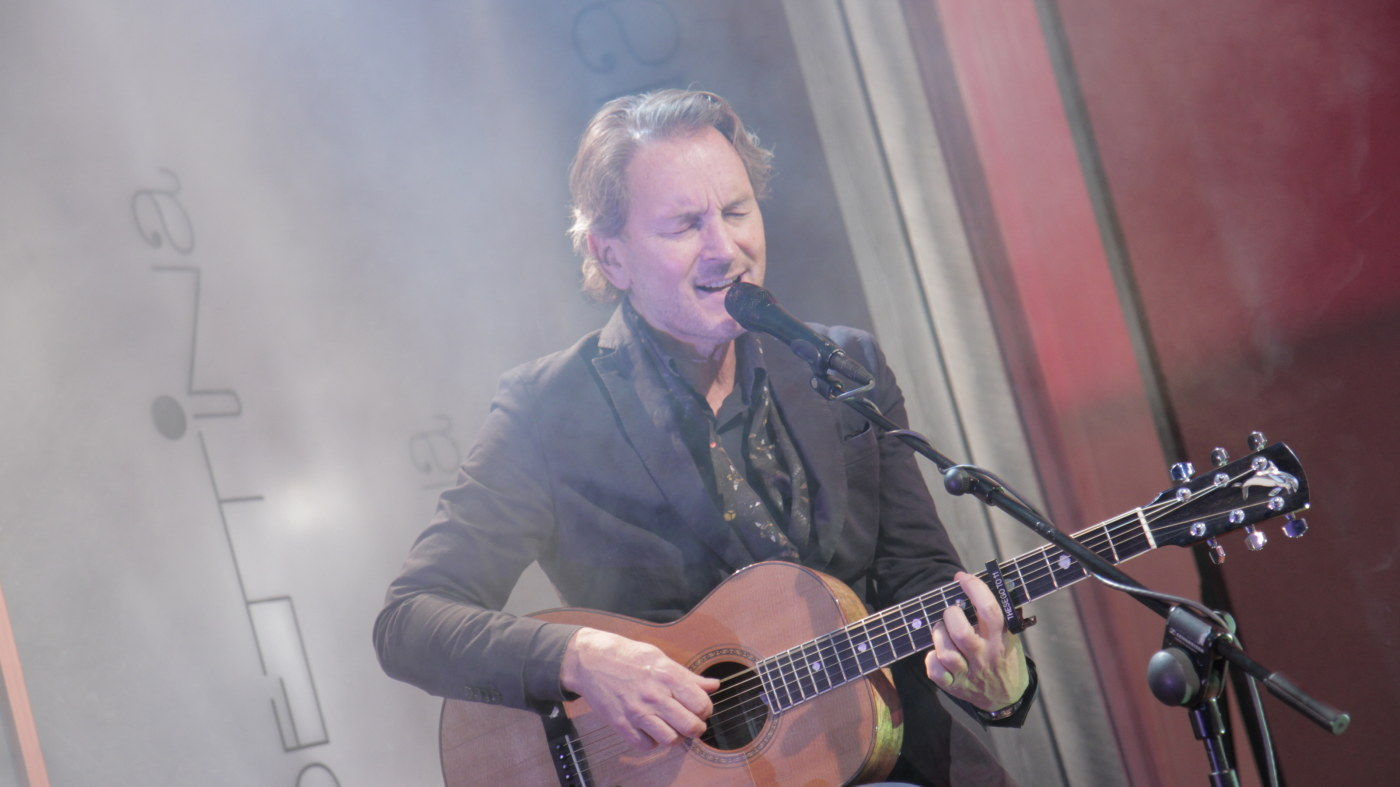 Tomas Ledin - Just Nu