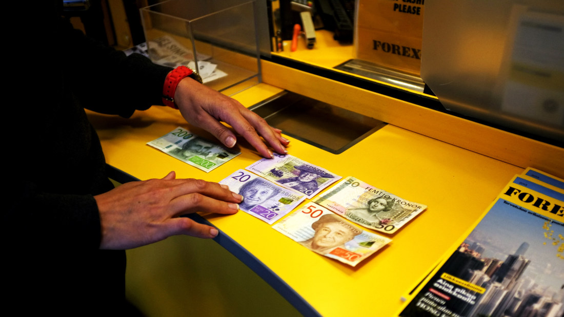 Ta ut pengar utomlands forex